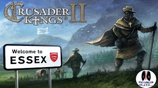 Lets Play Crusader Kings 2 Modded: Custom Ruler E1 CK2