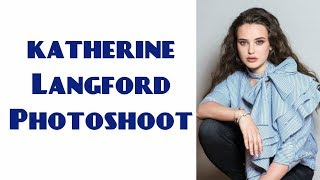 katherine Langford Photoshoot 2018 _ 13 Reasons Why ( season 3)
