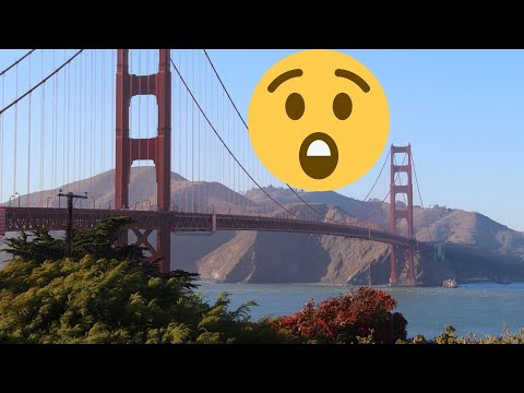 City Break To San Francisco USA Travel Holiday Tour Guide Vacation Video 2018