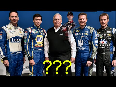Hendrick Motorsports...A Falling Empire??? - NASCAR Discussions