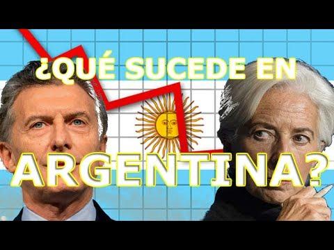 ¿Qué sucede con la ECONOMÍA DE ARGENTINA?
