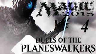 MAGIC 2015— Duels of the Planeswalkers /Обучение: Урок 4/ без голоса