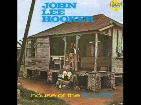john lee hooker love blues youtube
