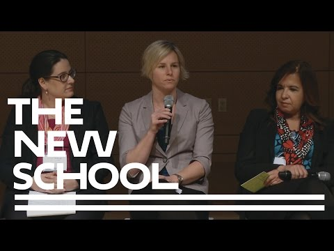 Resilient Cities, Livable Futures: City Practitioner Leads Panel | The New School