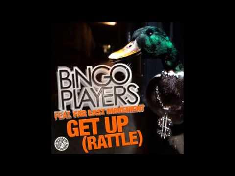 Get Up Rattle ft  Far East Movement Extended Mix   Bingo Players