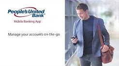 People's United Bank -People's United Bank provides know-how on the go with our Mobile Banking app.