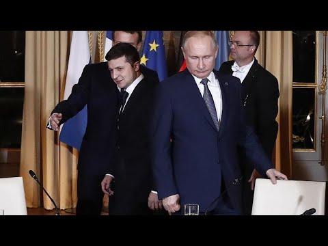 الرئيس الأوكراني يدعو نظيره الروسي إلى مقابلته في منطقة النزاع بشرق أوكرانيا…  - نشر قبل 4 ساعة