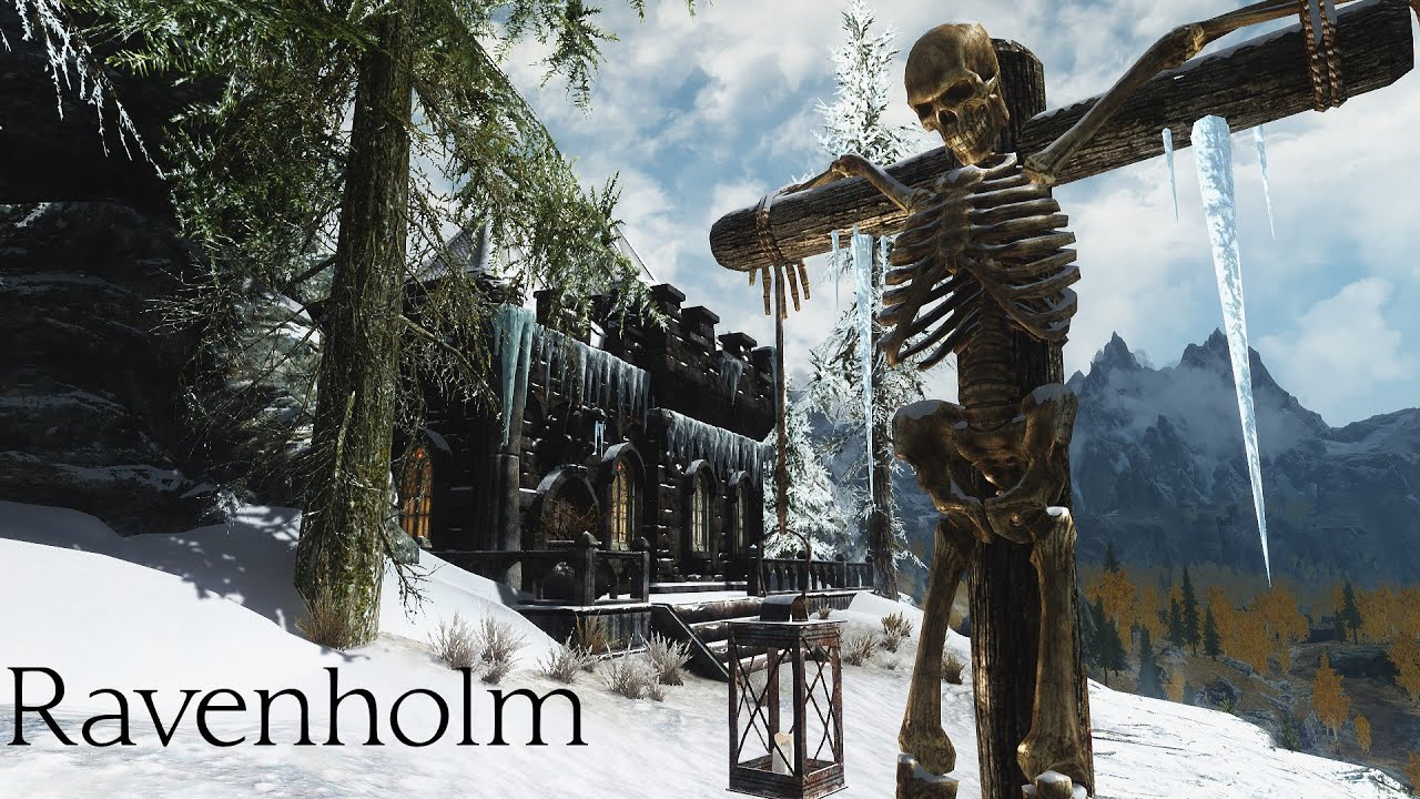 how to set up enb for skyrim
