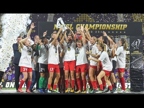 #NWSLChampionship | Thorns win 1-0 over Courage | Highlights