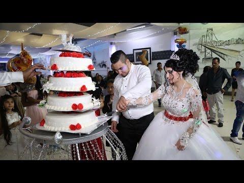 Amet & Mersiye Düğün Töreni 4 chast 01.10.2016 Osnabrück Germany Full HD