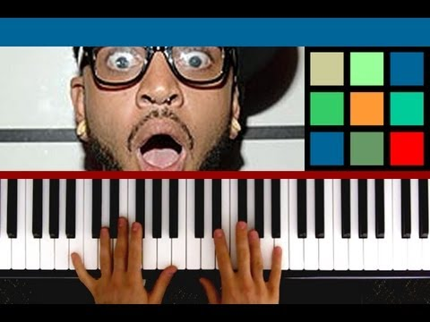 "How To Play ""Stereo Hearts"" Piano Tutorial / Sheet Music (Gym Class Heroes feat. Adam Levine)"
