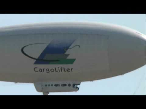 Air Ship Cargolifter Display