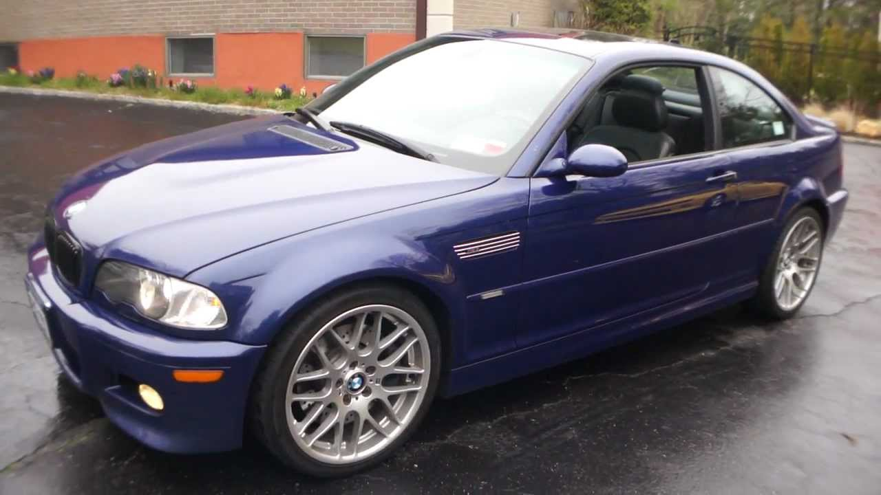 2006 bmw m3 competition package for sale youtube. Black Bedroom Furniture Sets. Home Design Ideas
