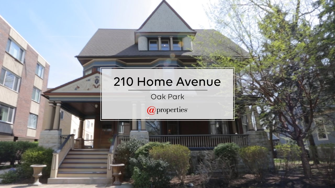 210 Home Avenue Oak Park IL 60302