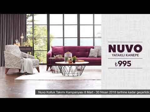 Enza Home | 2018 Nuvo Koltuk