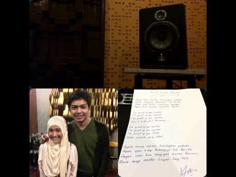 Preview lagu Fatin proud of you moslem