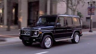Mercedes Benz G-класс (Гелендваген)!  Обзор Авто, Тест драйв, Интерьер, Екстер'єр!