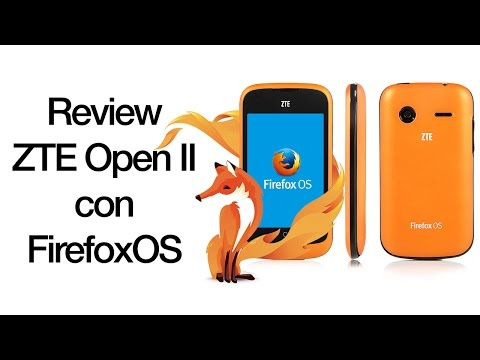 Tecnogeek - ZTE Open II - Review