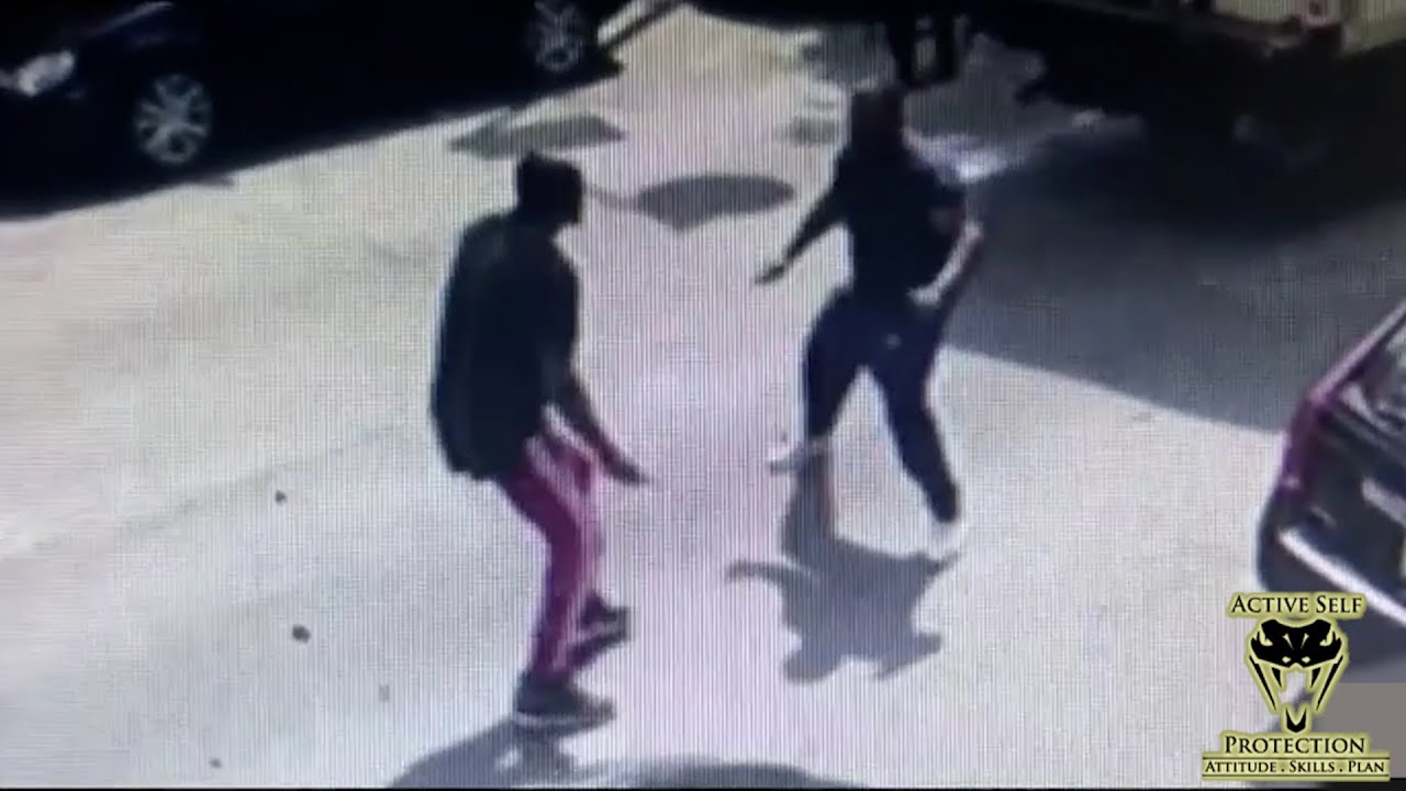Family Beef Leads to Crazy Knife Fight Between Coworkers
