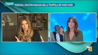 Lucarelli vs Simioli: 'Evita di chiamarmi con il nomignolo Selvaggia Sucarelli'