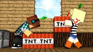 Minecraft The Sims Craft Ep.189 - Explodindo Casas da Vila !!
