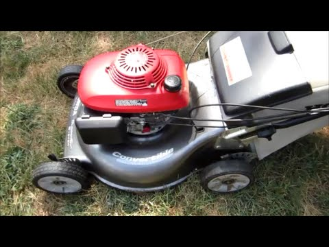Honda Harmony II HRT 216 Carburetor Cleaning It S Alive Part II August 15 2015