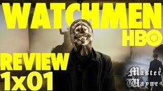 WATCHMEN HBO - REVIEW CRITICA 1x01