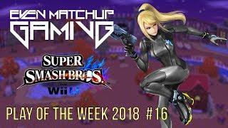 Video EMG Smash 4 Play of the Week 2018 - Episode 16 (SSB4, Super Smash Bros Wii U) download MP3, 3GP, MP4, WEBM, AVI, FLV Juli 2018
