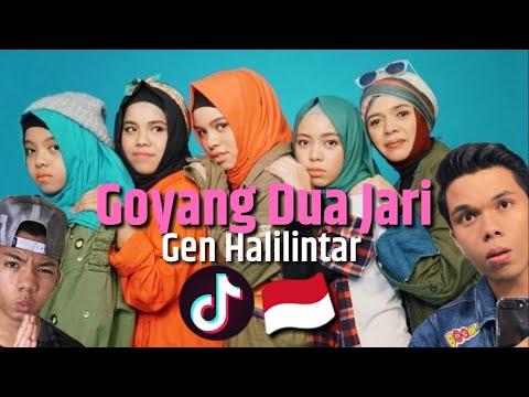DJ AISYAH JATUH CINTA PADA JAMILAH versi GEN HALILINTAR (AKIMILAKU) #GoyangDuaJari