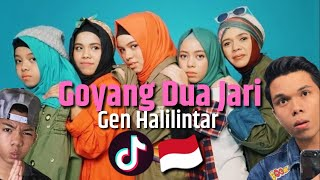 DJ AISYAH JATUH CINTA PADA JAMILAH versi GEN HALILINTAR (AKIMILAKU) #GoyangDuaJari Mp3