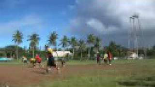 Football, Family Central to Life in American Samoa