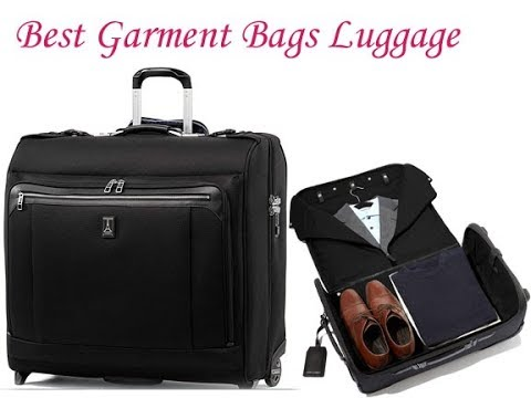 TOP FIVE BEST AND HIGH QUALITY GARMENT BAGS LUGGAGE