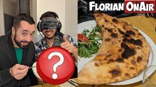 Vais-je aimer cette PIZZA MYSTERE ???  - RDV en RESTO INCONNU - VLOG #715