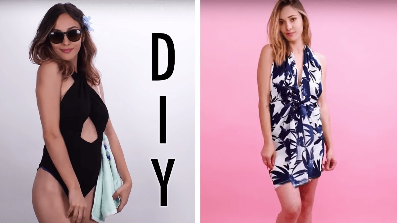 Summer Lovin Fashion Hacks! DIY Ideas by Blossom