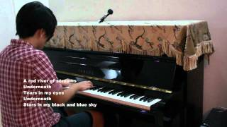 "Adam Lambert ""Underneath"" Piano Cover by Claire Low (GlambertPianist)"