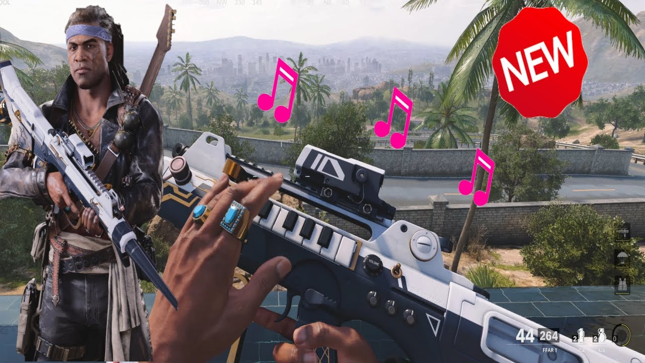 Music Mastercraft Legend Bundle [Showcase] Call Of Duty Black Ops Cold War/Warzone!
