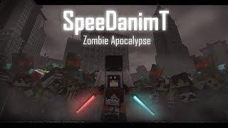Zombie Apocalypse | SpeeDanimT #3 | BPS Render Challenge
