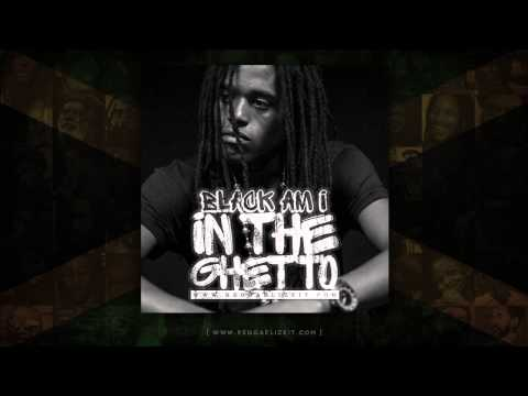 Black Am I - In The Ghetto (Set Up Shop Vol. 2) Ghetto Youths International - October 2014