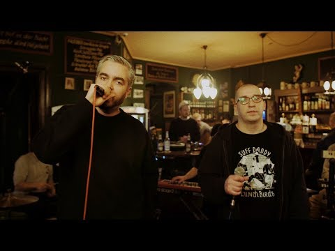 Audio88 & Yassin - ÜBER LIEBE (Suff Daddy & The Lunchbirds Version 2017) // Livesession