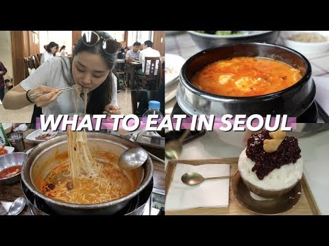 What to Eat in Seoul | Korean Food Tour 🇰🇷
