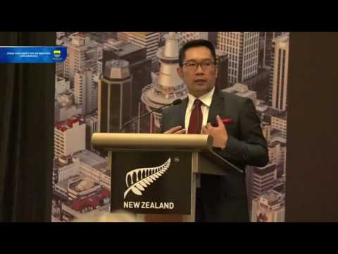 160718 Pembicara New Zealand   Indonesia Business Forum 2016