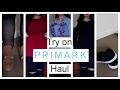 Try On Primark Haul || February 2017