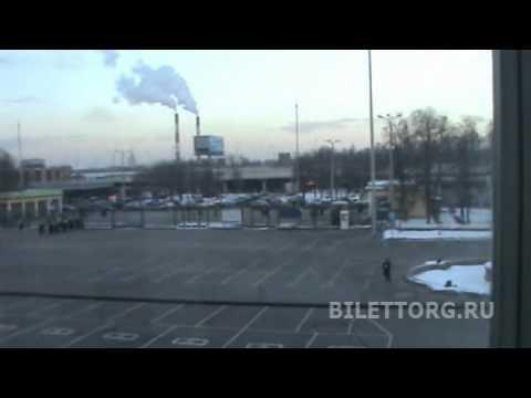Видео: Дворец спорта Лужники