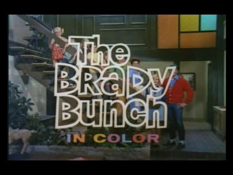 The Brady Bunch Season 2 Opening and Closing Credits and Theme Song