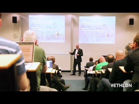 Paul Worrall  -  Zonafide - Ethereum London