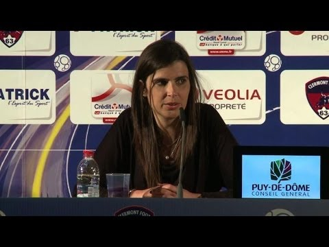 Foot: Helena Costa, une femme à la tête d'un club professionnel