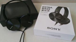 Sony MDR-XB450AP Extra Bass Headphones