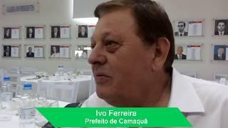 Entrevista com prefeito Ivo Ferreira