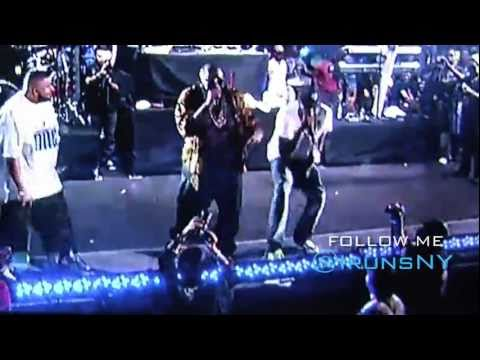 Summer Jam 2011  Rick Ross and Meek Mill  Tupac Back