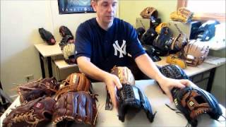 nokona vs wilson and rawlings baseball gloves rich s pro gloves